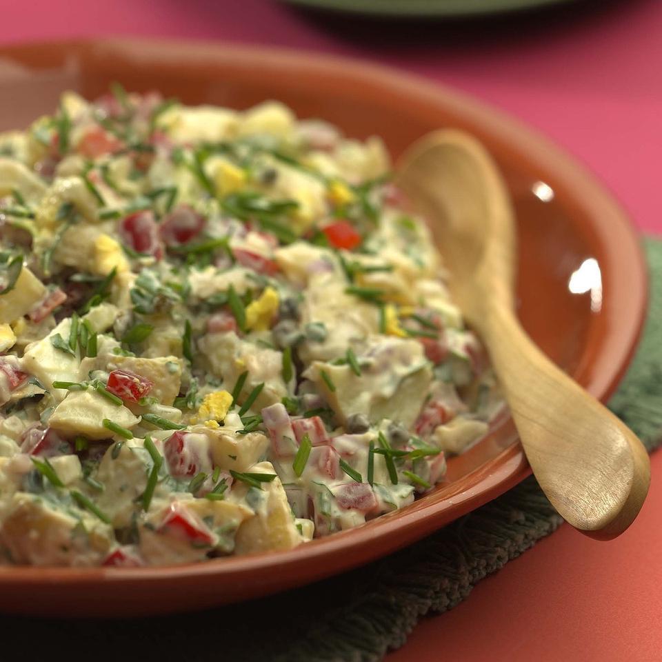 Healthy 4th of July Salad Recipes