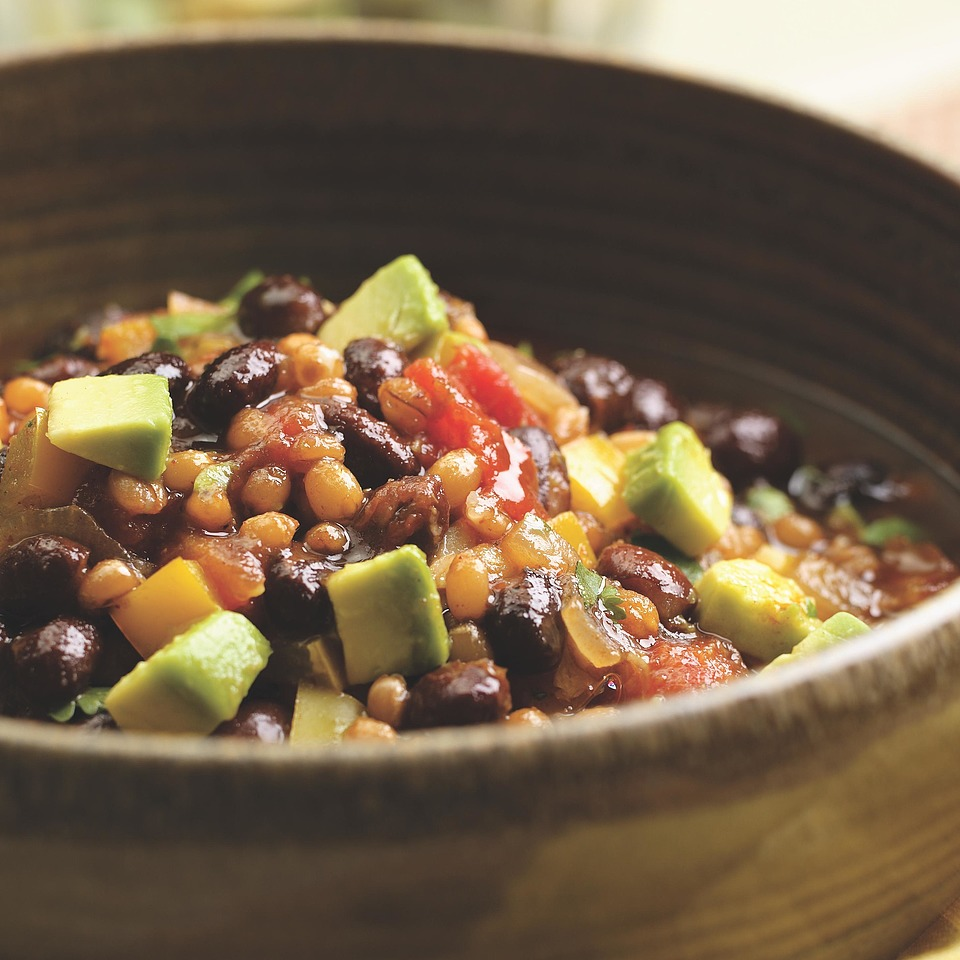 Healthy Vegan Chili Recipes
