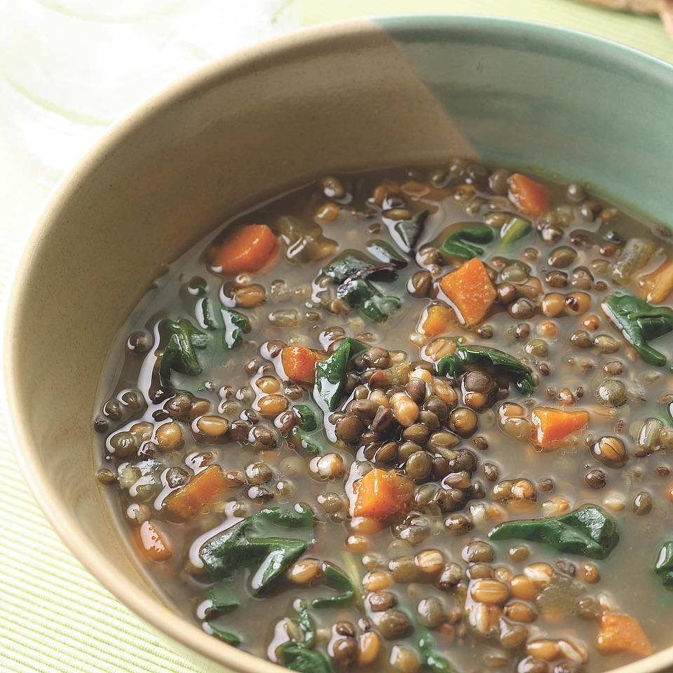 Healthy Lentil Soup Recipes