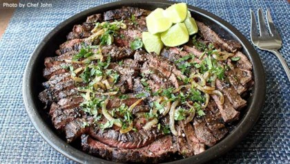 Beef recipes allrecipes tips tricks chef johns grilled mojo beef forumfinder Images