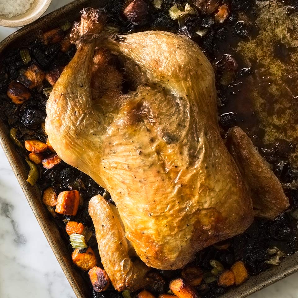 Healthy Whole Chicken Recipes