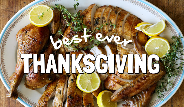 Best Ever Thanksgiving Recipes & More