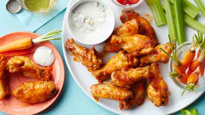 Best Healthy Snacks For The Super Bowl