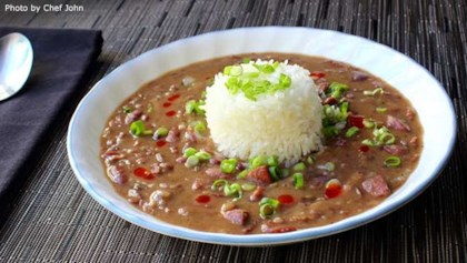 Soul food recipes allrecipes tips tricks chef johns red beans and rice forumfinder Choice Image
