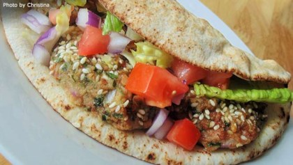Egyptian recipes allrecipes tips tricks taameya egyptian falafel forumfinder Images
