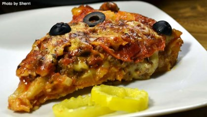 Pizza recipes allrecipes tips tricks chicago style pan pizza forumfinder Images