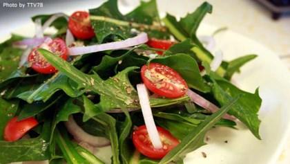 Diabetic salad recipes allrecipes tips tricks dandelion salad forumfinder Images
