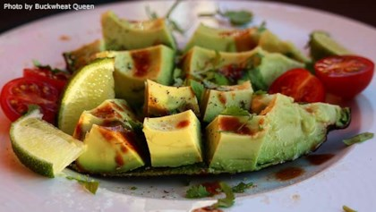 Healthy recipes allrecipes tips tricks spicy avocado snack forumfinder Images