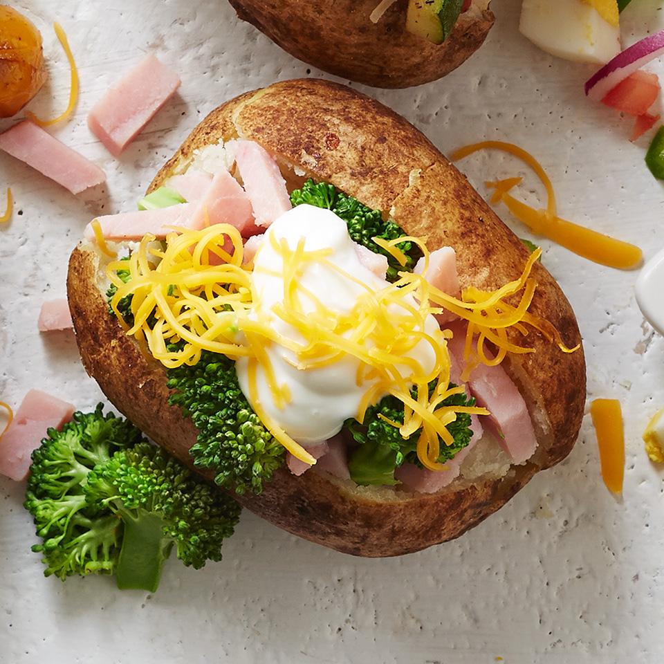 Healthy Baked Potato Recipes