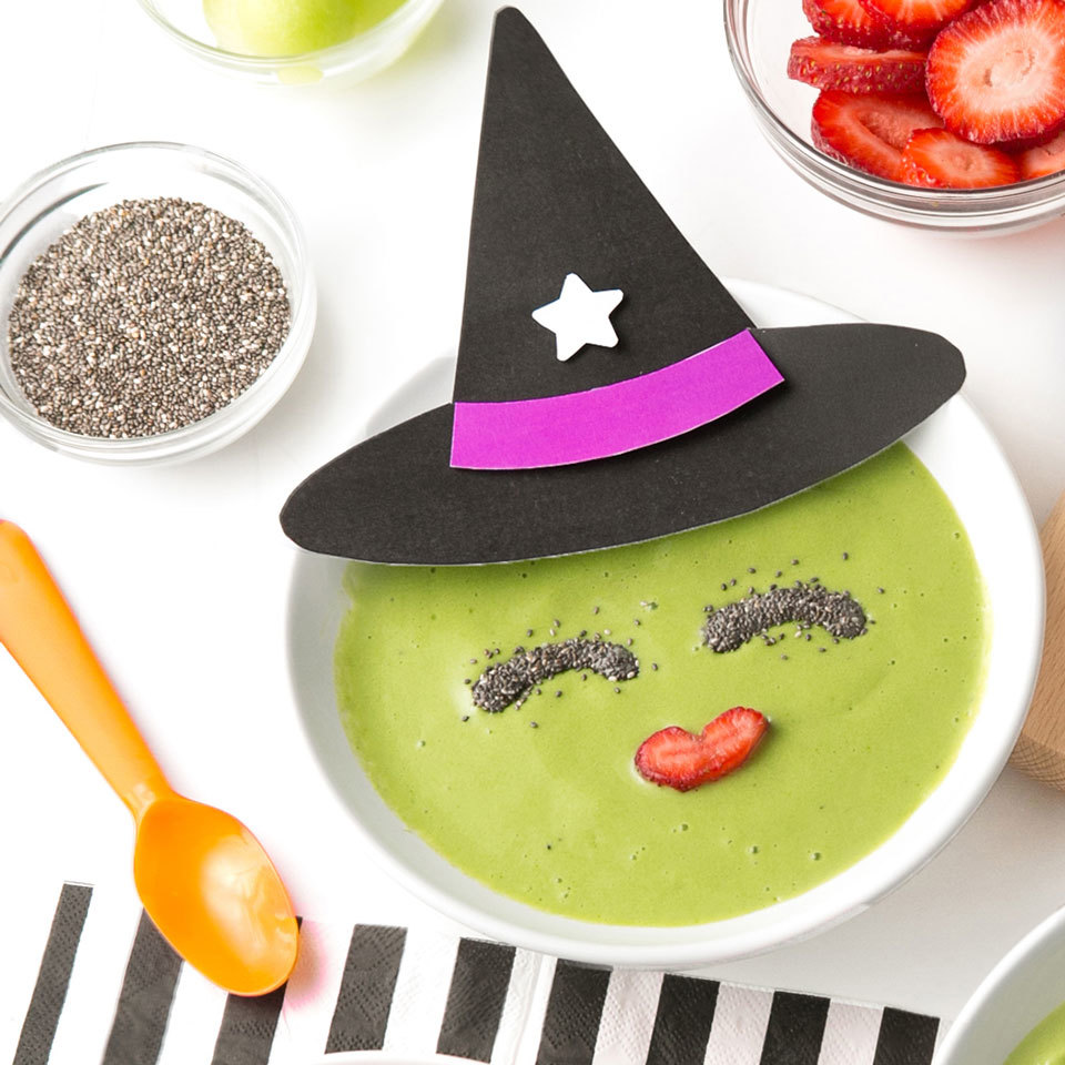 Healthy Halloween Recipes for Kids