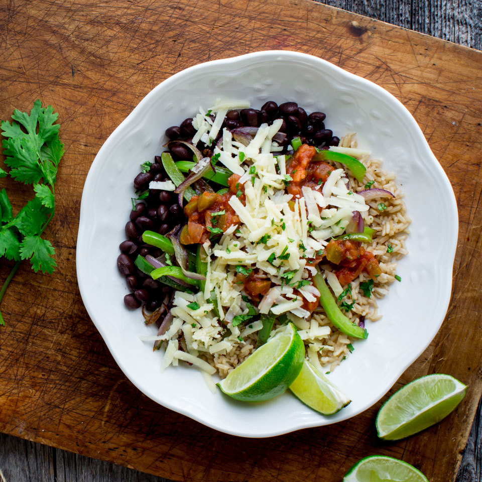Healthy Budget Rice Recipes