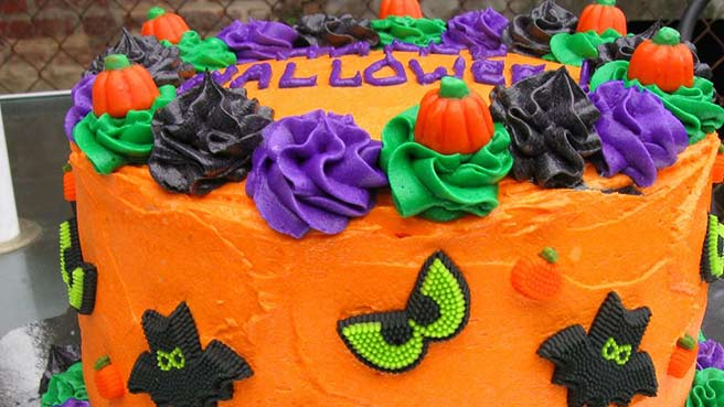 Halloween Cake Recipes Allrecipescom