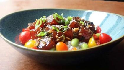 Tuna recipes allrecipes tips tricks chef johns hawaiian style ahi poke forumfinder Images