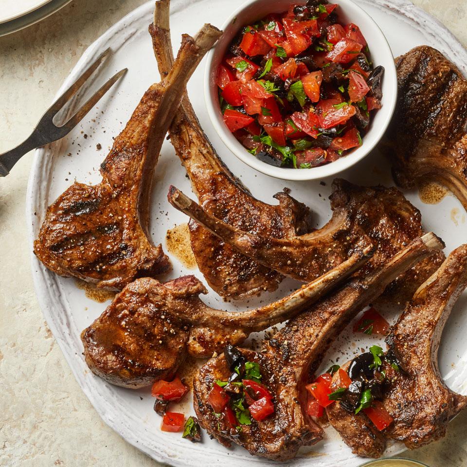 Healthy Lamb Chop Recipes