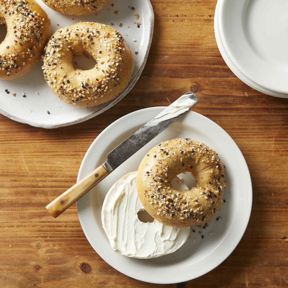 Healthy Bagel Recipes