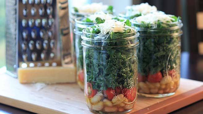 Plan A Week's Worth of Healthy Meals