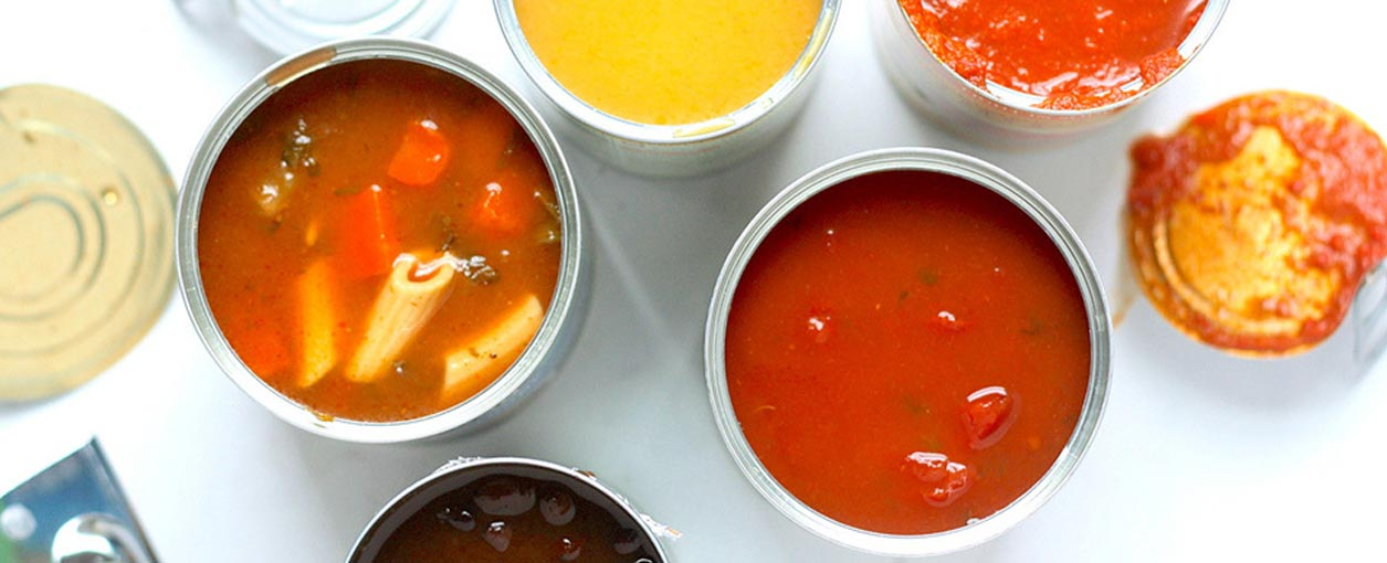 Turn Canned Soup Into a Meal