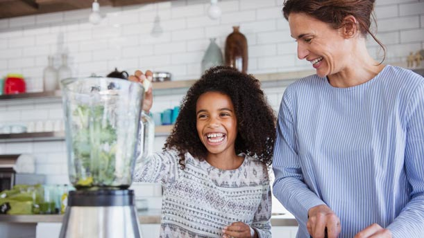 30-Day Healthy Family Challenge