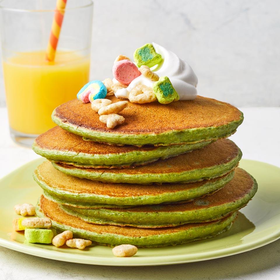 st paddys pancakes