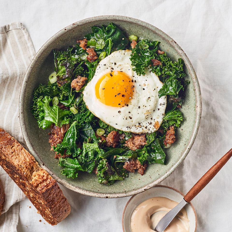 Low-Calorie Breakfast & Brunch Recipes