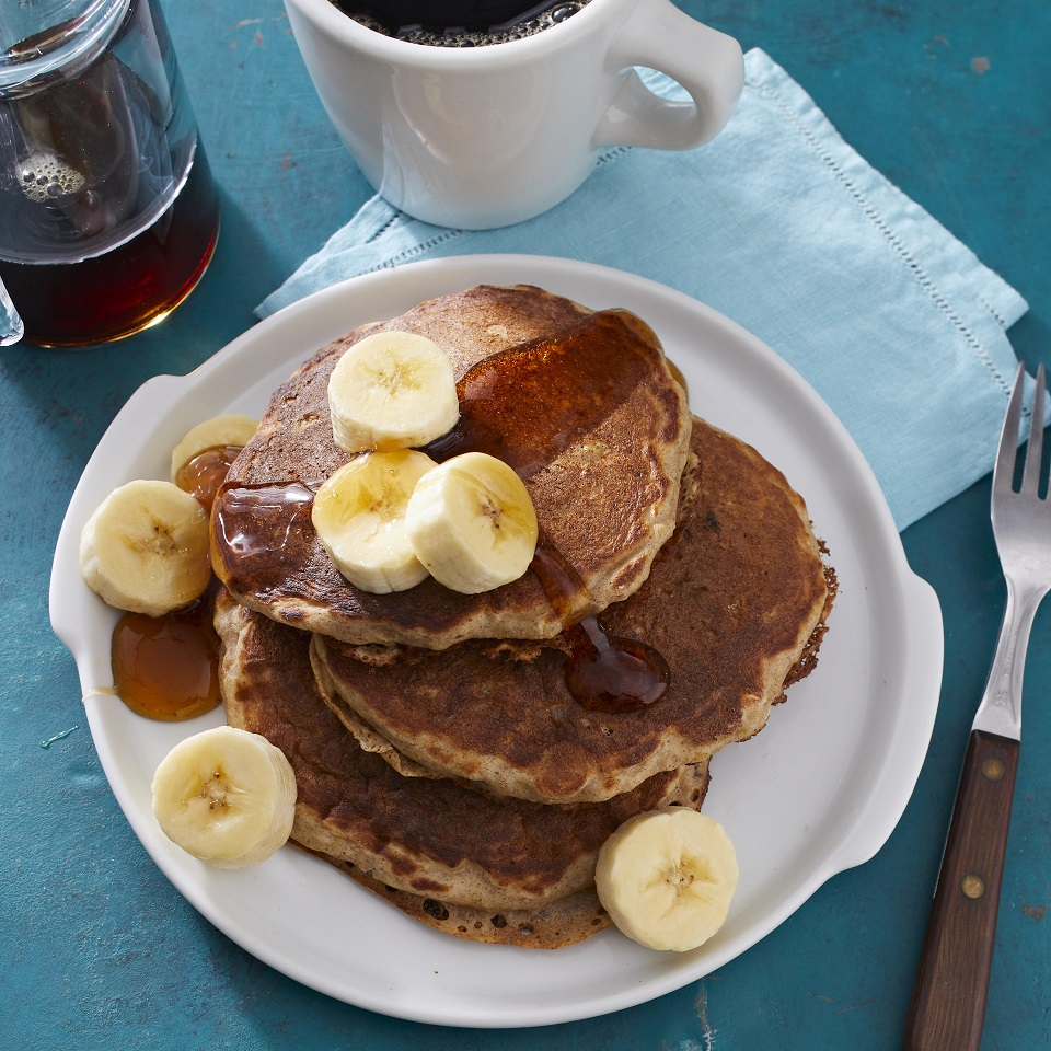 Multi Grain & Whole Grain Pancakes Recipes