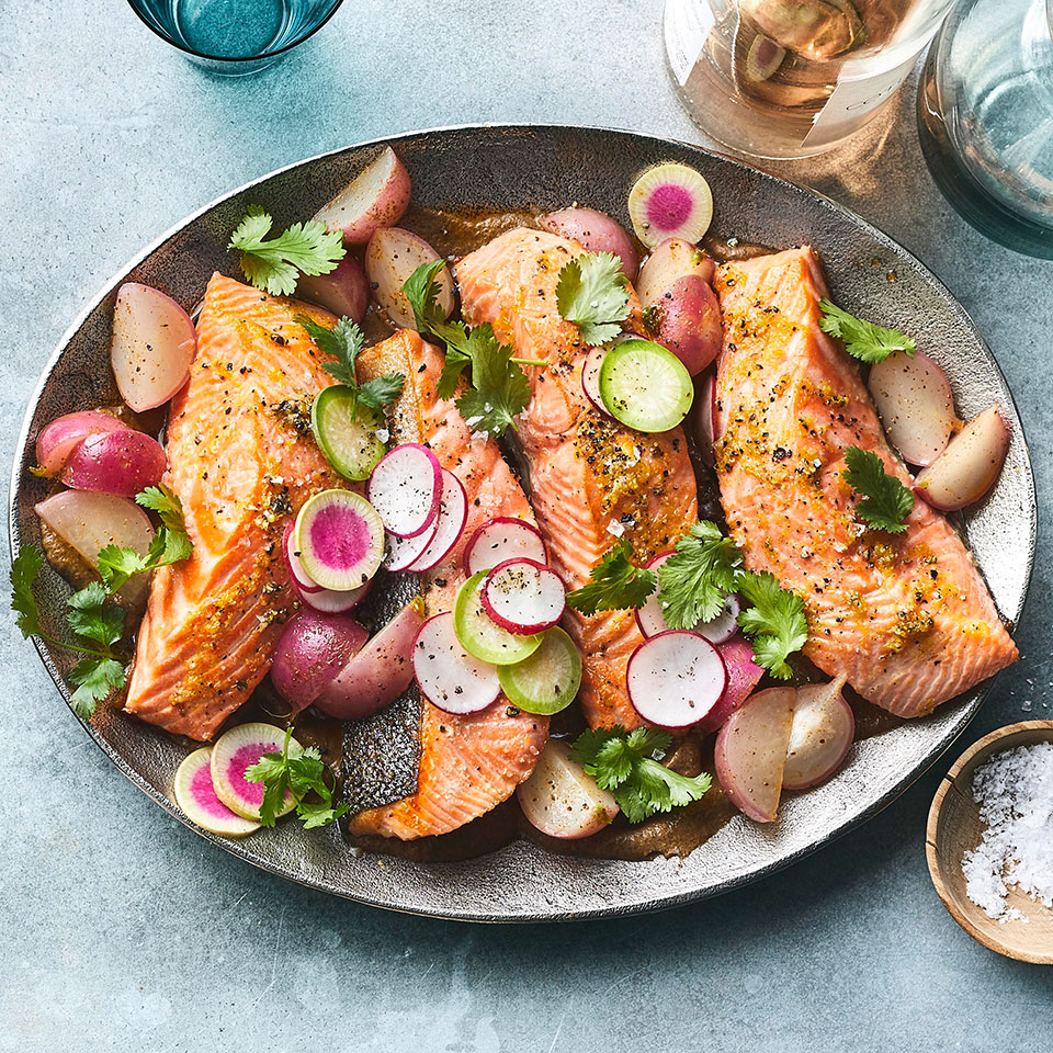Healthy Baked Fish Recipes