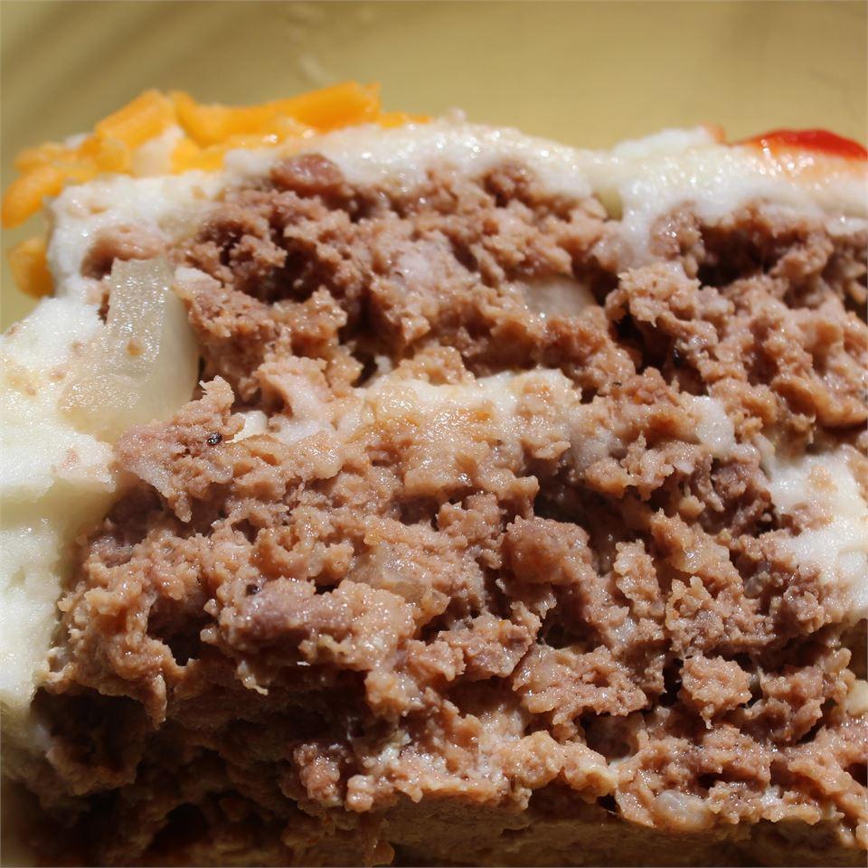 Mom's Favorite Meatloaf