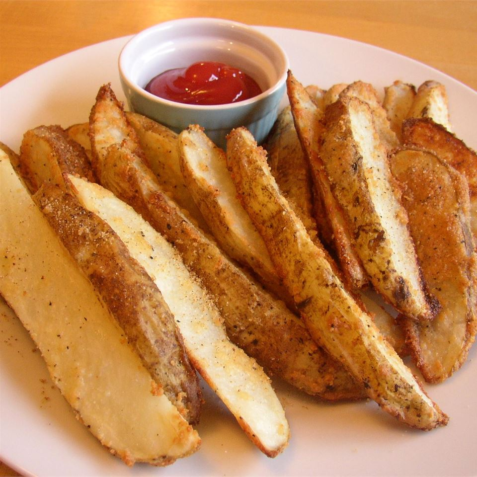 Oven Fresh Seasoned Potato Wedges