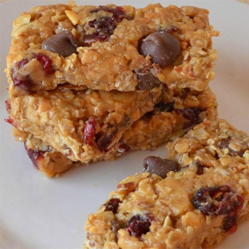 No Bake Granola Bars_image
