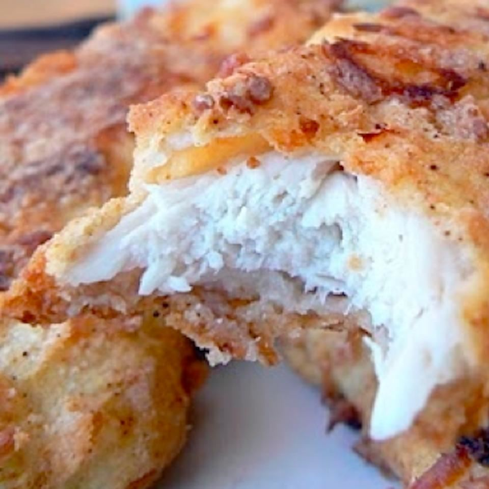 Ultimate Baked Chicken Tenders