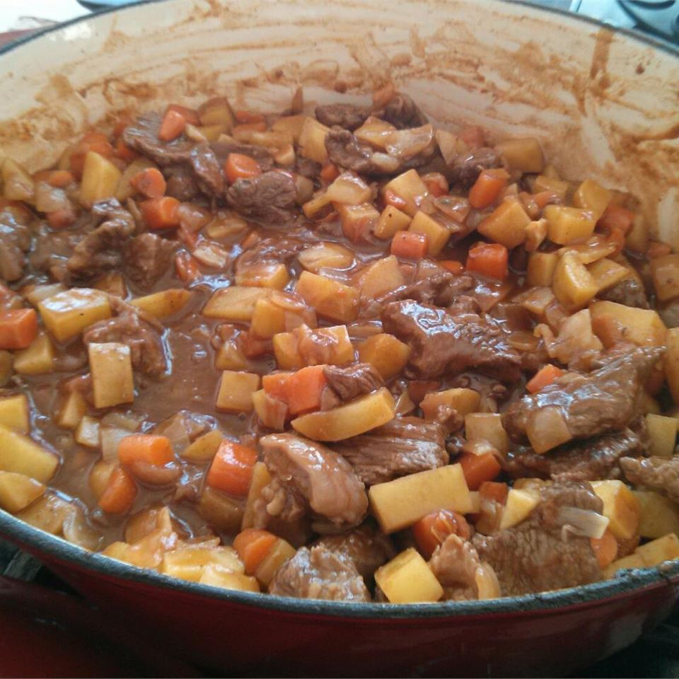Guinness(R) Irish Stew