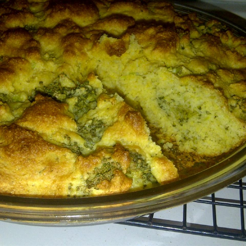 Broccoli Cornbread Tea's
