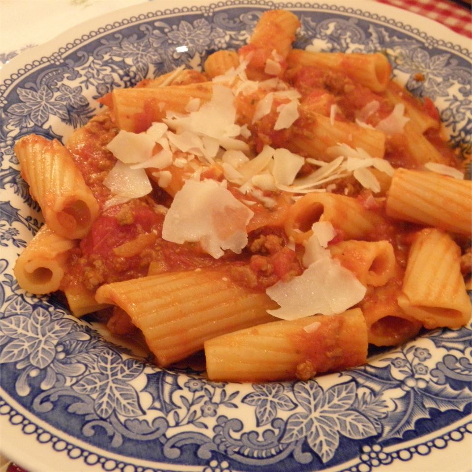 Bolognese with Homemade Noodles Greg Johnson