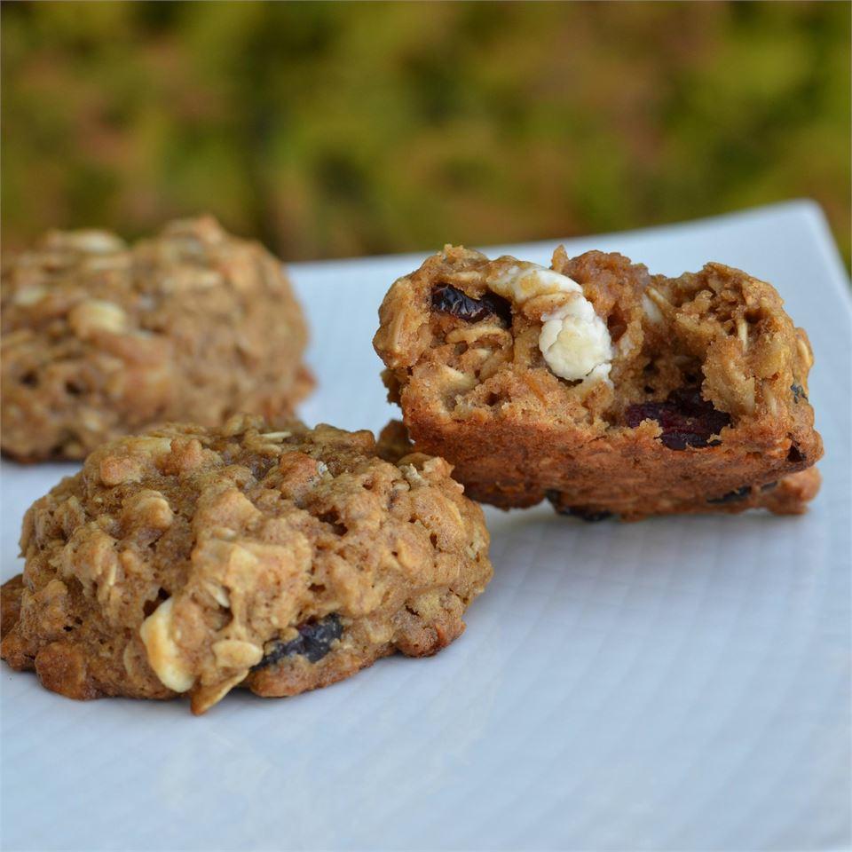 Cran Oat Cookies image
