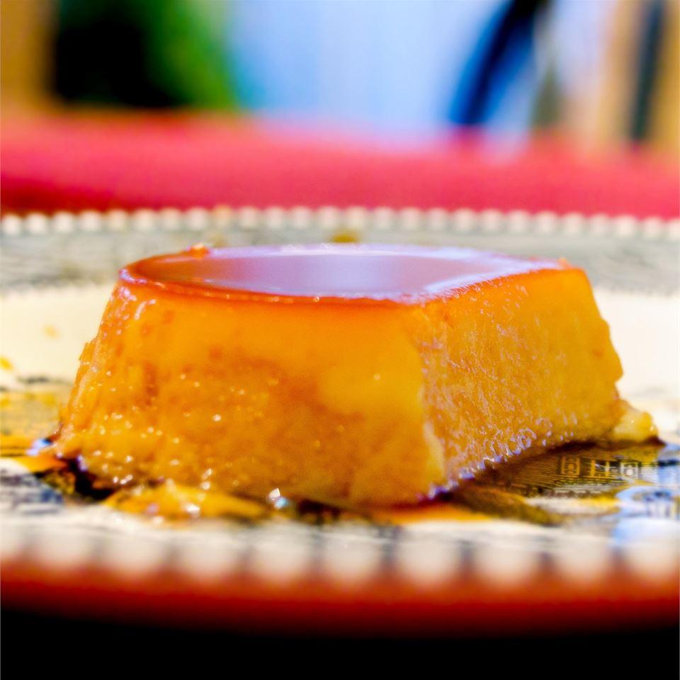 Chef John's Creme Caramel image