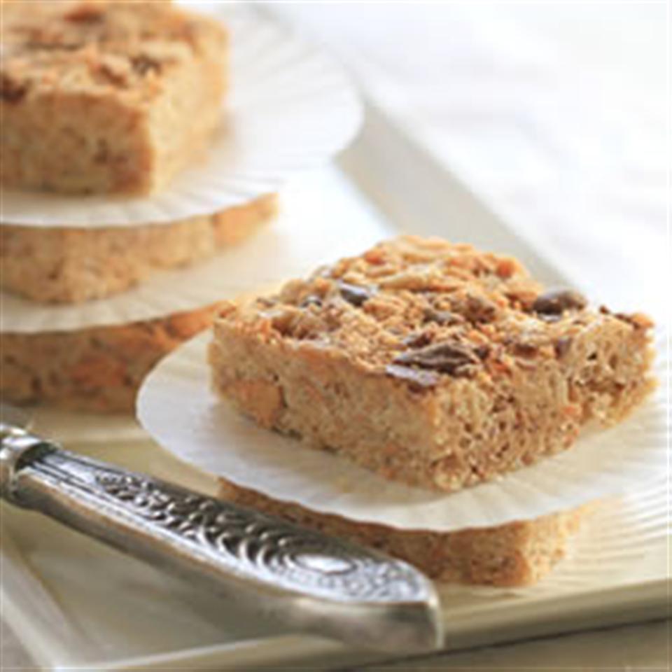 Peanut Buttery Butterfinger Bar image
