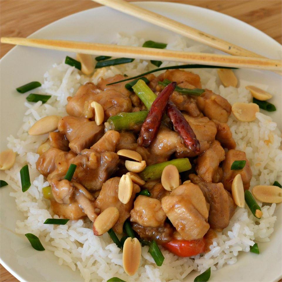 Selena's Kong Bao Chicken foodlover