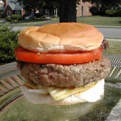 Hamburgers - It's in the Bun GRETCHEN