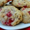Cherry Oatmeal Cookies Recipe - You can easily make chewy oatmeal cookies with this recipe that features cherries and nuts.