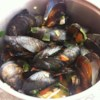 Patti's Mussels a la Mariniere Recipe - This dish is reminiscent of dining in an outdoor cafe in the south of France.  Serve with crusty bread, and a nice chilled glass of white wine.
