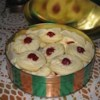 Whipped Shortbread Cookies Recipe - These melt in your mouth. The secret is in the beating.