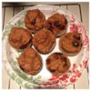 Low-Fat Vegan Pumpkin Chocolate Chip Muffins Recipe - Tasty low-fat vegan muffins rely on pumpkin for flavor and moist texture. Chocolate chips will make them disappear in a hurry.
