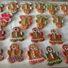 Gingerbread Boys Recipe - These are the best gingerbread men I've ever eaten.  They have a nice light flavor with a hint of orange.