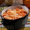 Elbows Mac and Cheese with Tuscan Herb Sauce Recipe - This hearty mac and cheese with Tuscan herb-seasoned sauce is quick and cheesy, and will feed a crowd.
