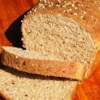 Dee's Health Bread Recipe - Chock full of nutritious cracked wheat, sunflower and flax seeds, this robust whole-wheat bread has a wonderfully complex flavor.