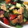 Authentic Lebanese Fattoush Recipe - This recipe uses two unusual ingredients: sumac and purslane. I find them at farmer's markets. Fattoush is a Lebanese salad, good for hot weather.