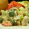 Cindy's Turkey Salad Recipe - Great for leftover Thanksgiving turkey! I threw it together and decided to write down the measurements. Everyone loved it! For a kick add more jalapeno pepper!