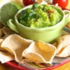Guacamole My Way Recipe - Creamy avocados, onion and diced tomatoes combine to make the best dip for tortilla chips! This guacamole is also good as a condiment for sandwiches.