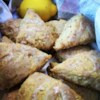 Amazing Lemon Scones Recipe - Lemony scones are topped with a simple glaze and are perfect for brunch or a snack.