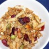 Mom's Best Granola Recipe - A crunchy, nutty granola that never fails to get compliments from breakfast guests.